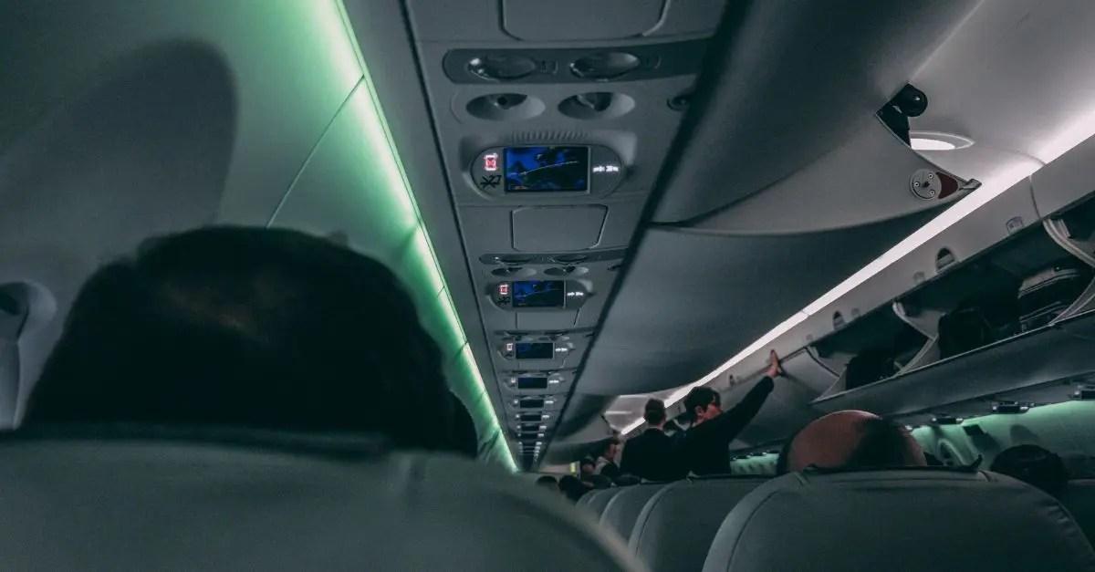 IATA a bordo