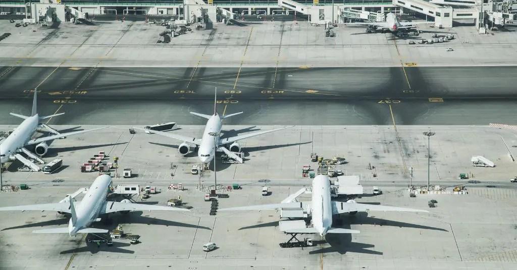 Tarifa de Permanencia Aeroportos
