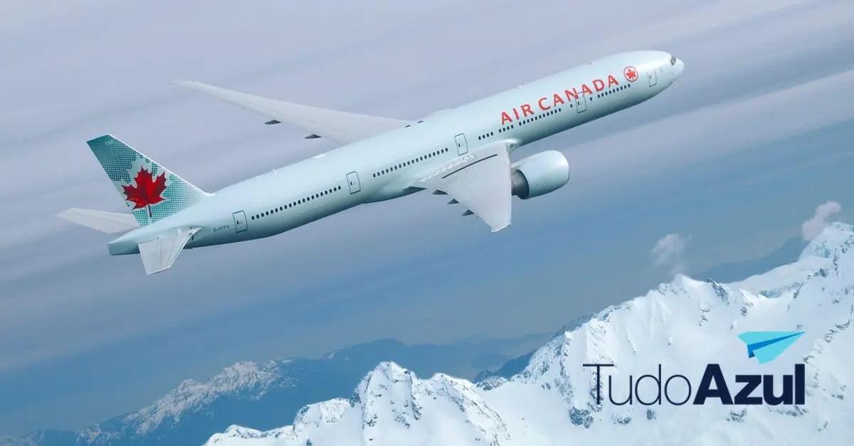 voos air canada