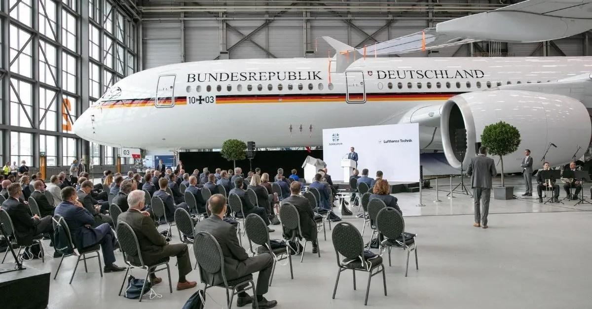 A350 governo alemão