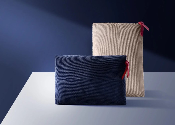 amenity kits da Air France