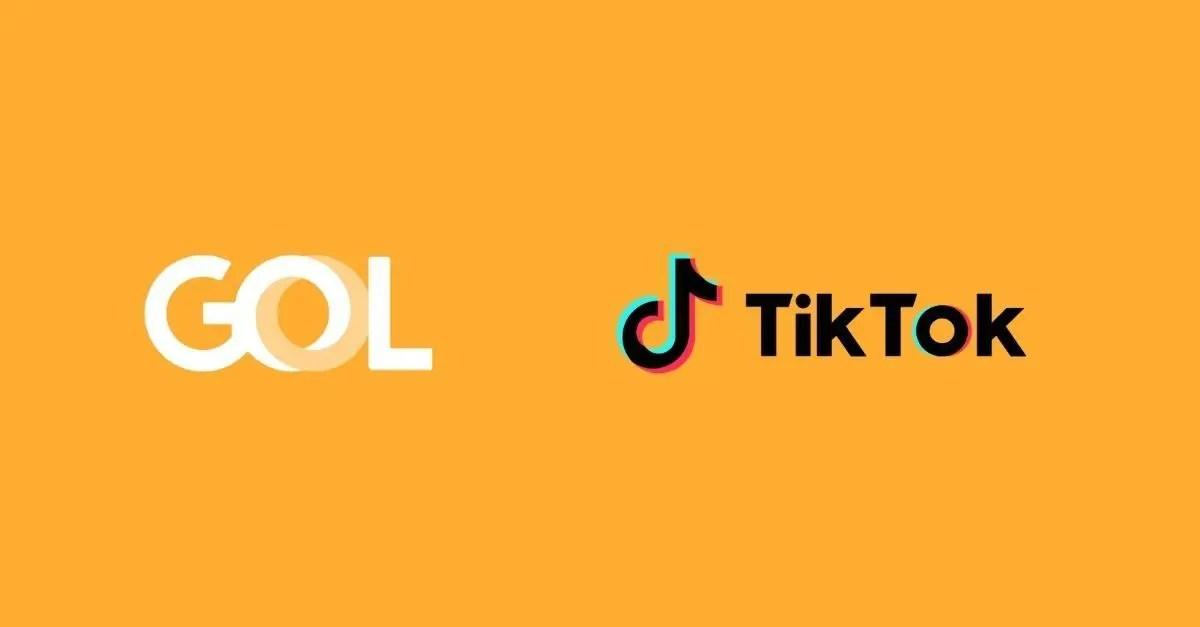 GOL TikTok