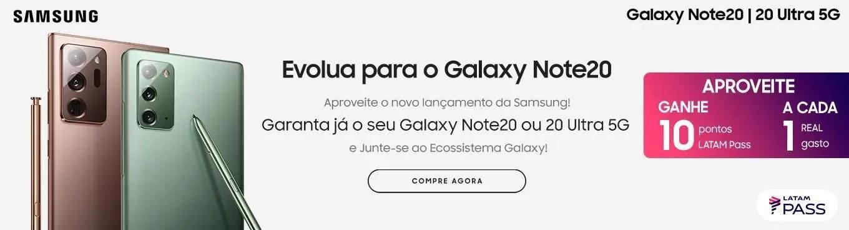 LATAM Pass Samsung Galaxy Note20