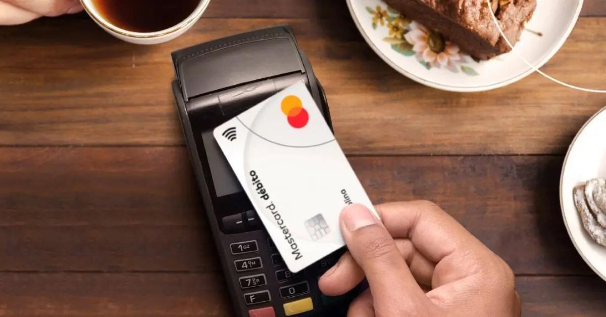 Mastercard aproximação