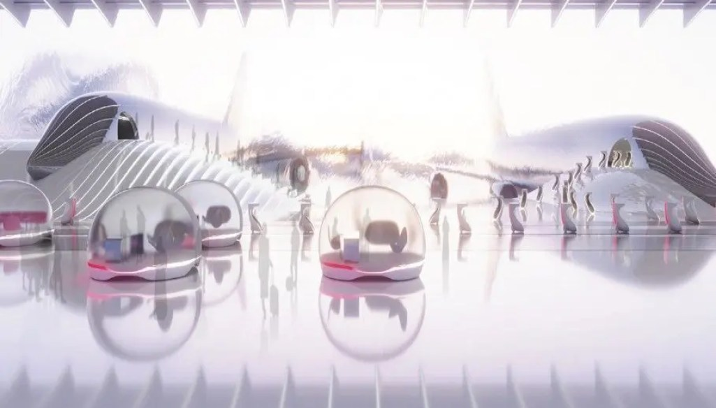 Design de aeroportos ATL