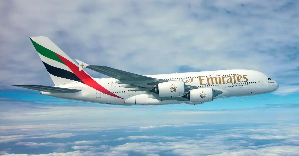 Emirates SkyCargo A380