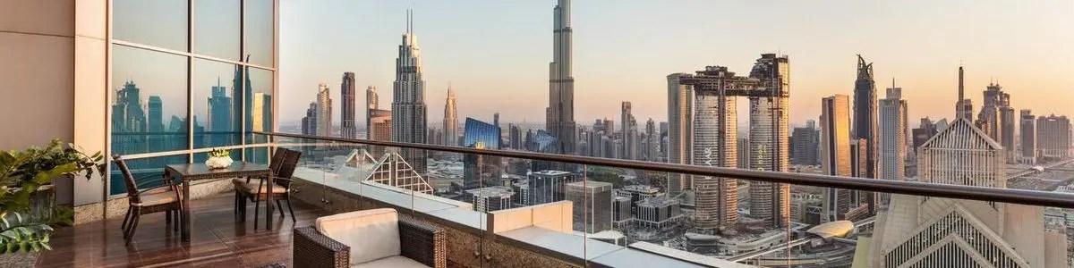 Shangri-La Dubai viagem