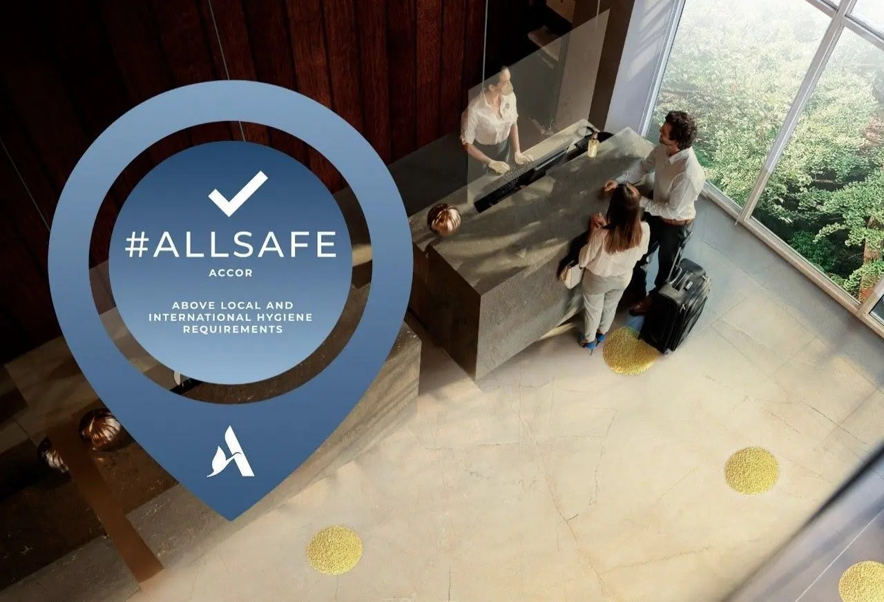 Accor allsafe Grand Mercure sp Itaim Bibi