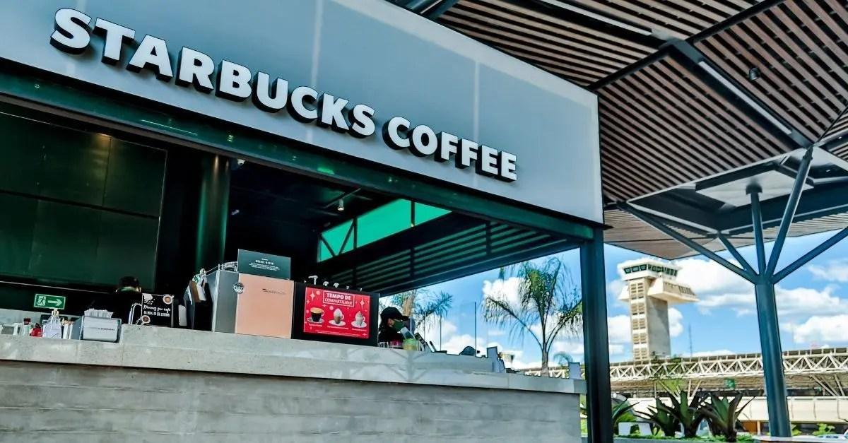 Starbucks Brasília
