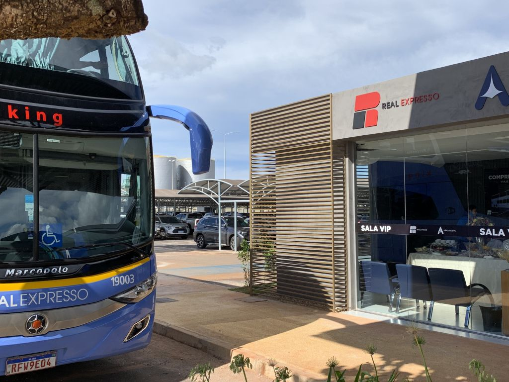 Ônibus Aeroporto de Brasília