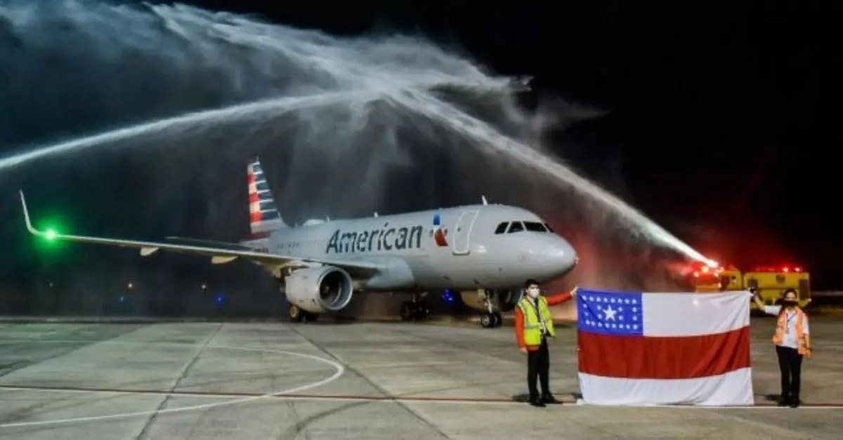 American Airlines Manaus