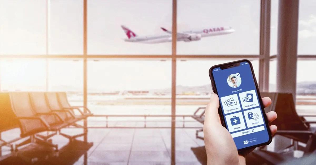 Qatar Aiways IATA Travel Pass