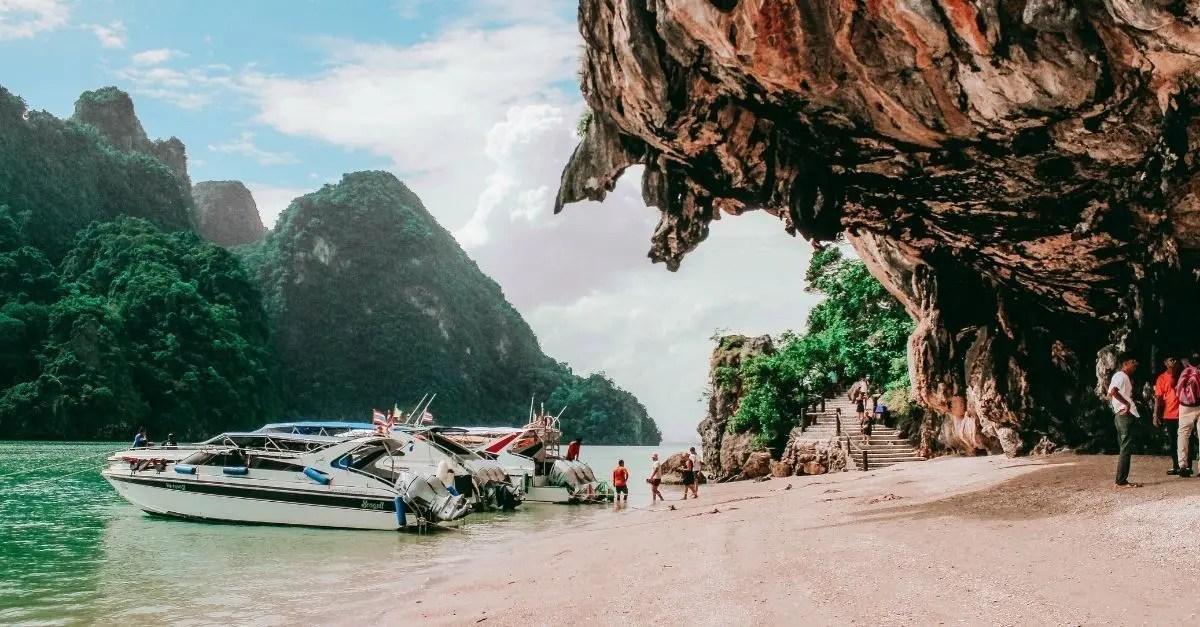 Iate Taillândia