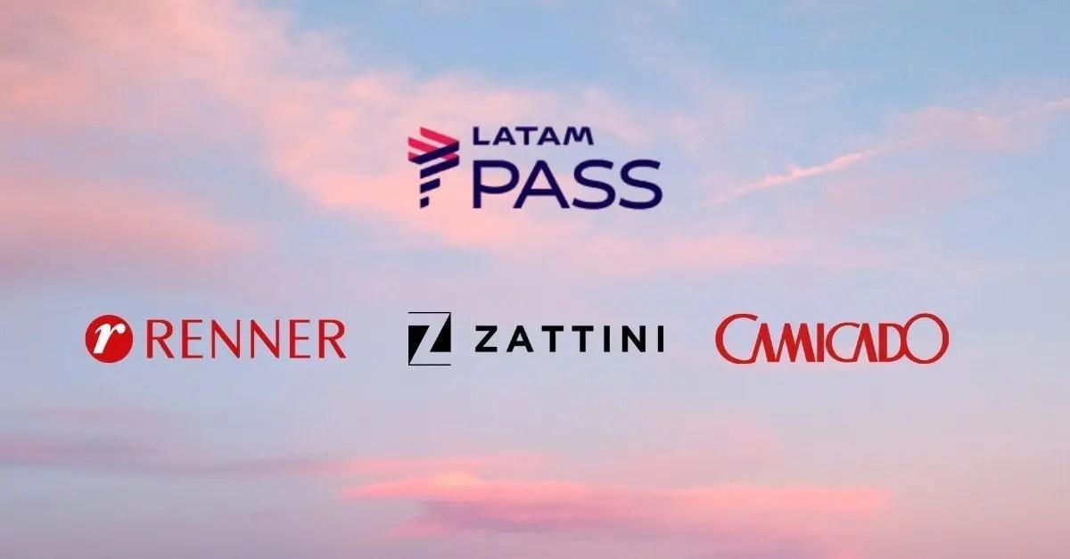 Latam Pass Renner Camicado Zattini