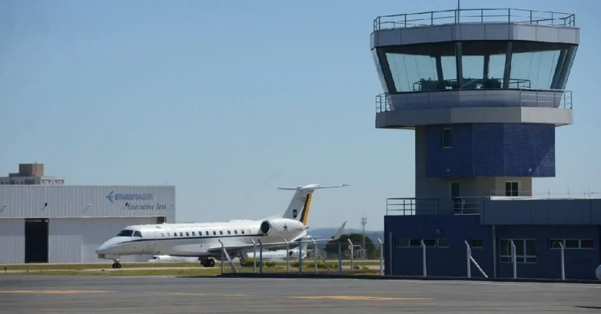 Aeroporto de Sorocaba