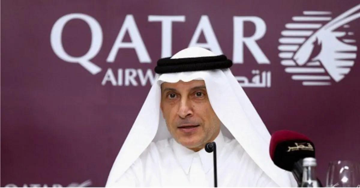 Akbar Al Baker CEO Qatar Airways