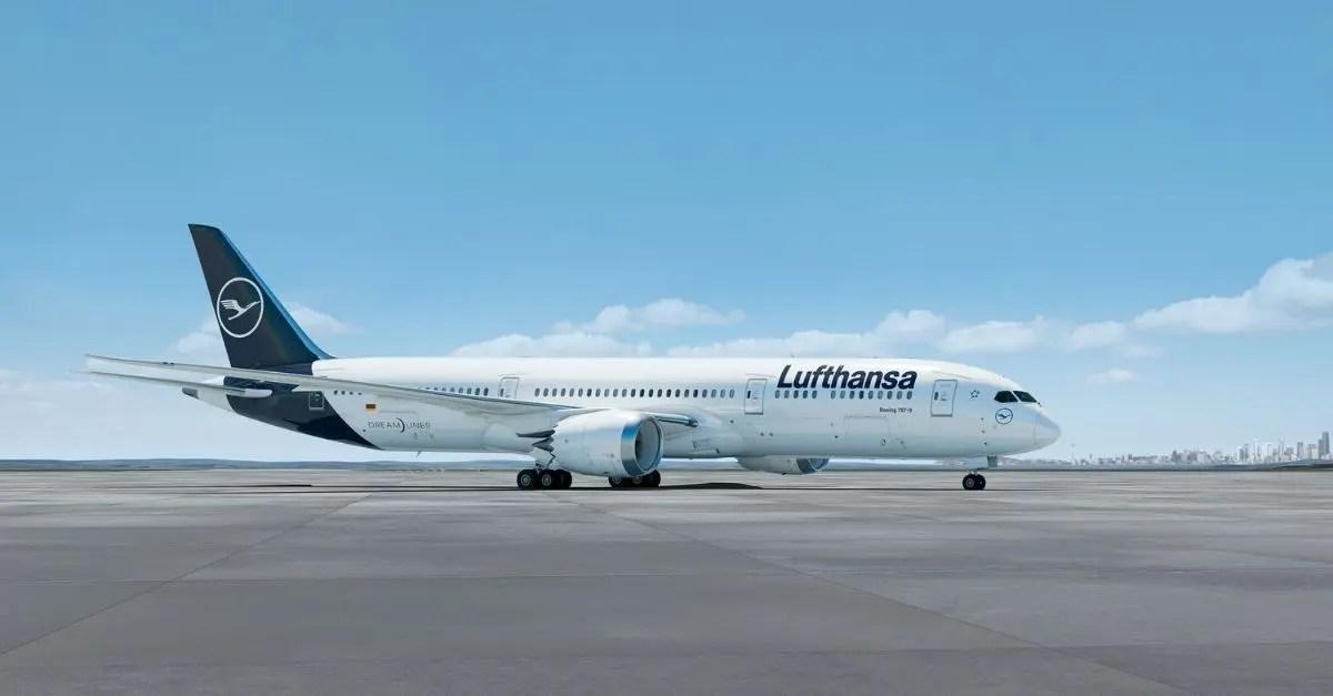 Lufthansa 787-9