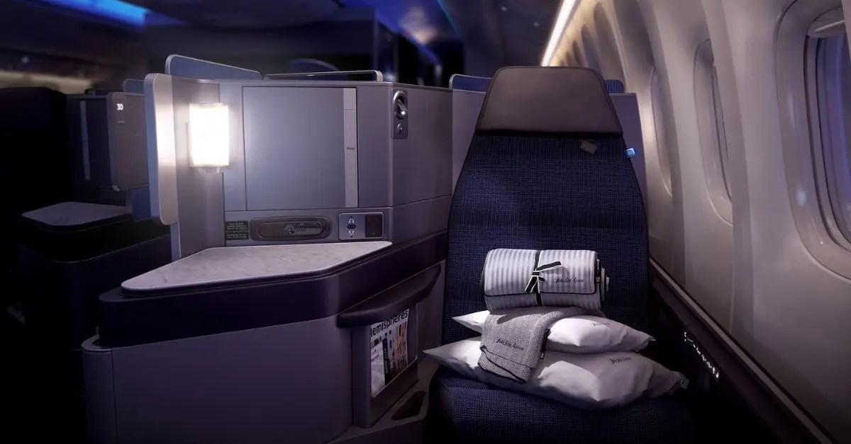 United 787-8 retrofit