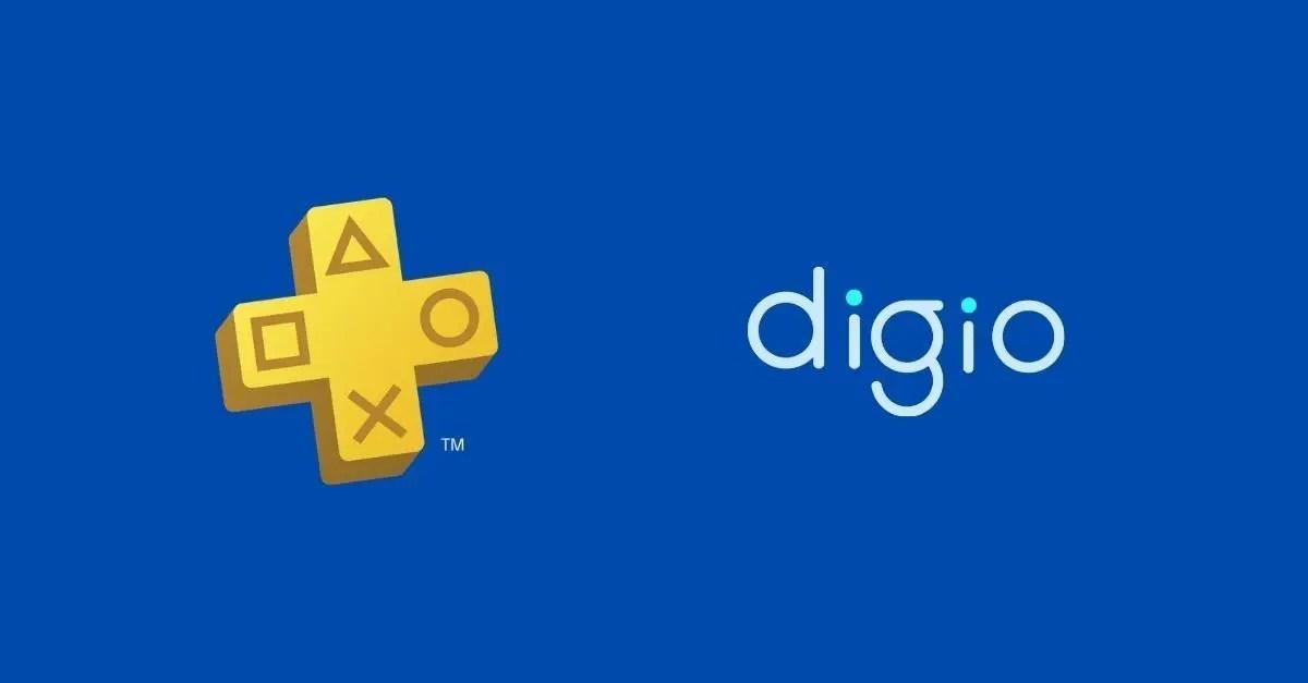 Digio PlayStation Plus