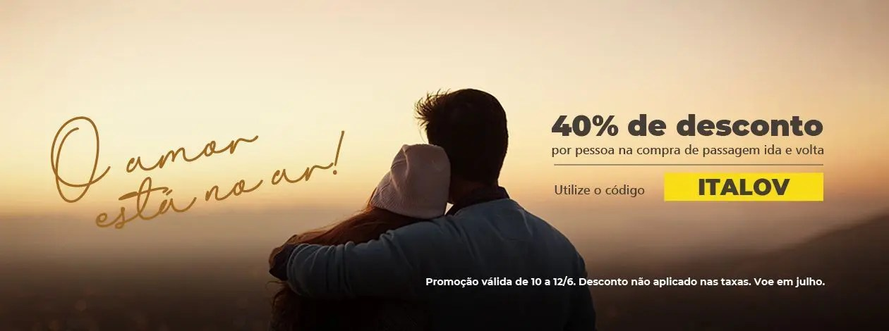 Promo ITA Dia dos Namorados