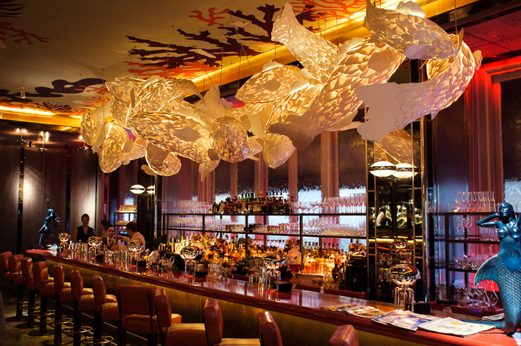 Passagem Gastronomica Passagem Gastronomica | Restaurante Sexy Fish em  Londres