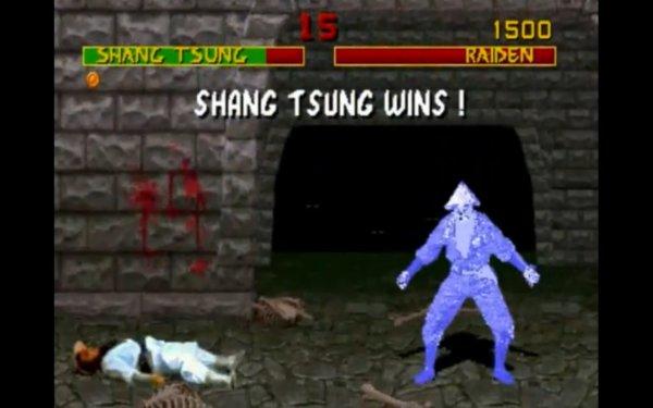 Shang Tsung fatality 2