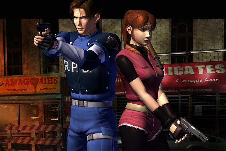 Resident Evil 2 - Remake
