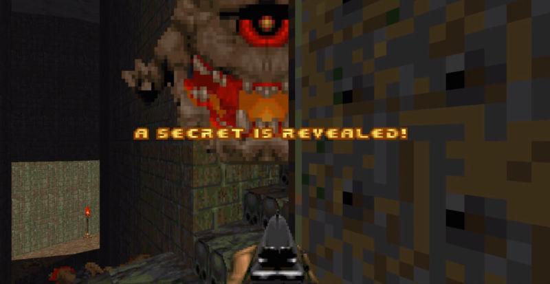 Doom 2 - segredo