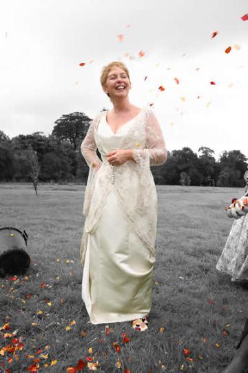 bridepetals
