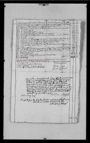 John Hall died 1708 pg 2