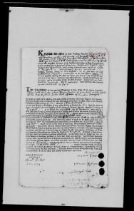 John Hall died 1708 pg 3