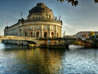 Museumsinsel ou Ilha do Museu em Berlim