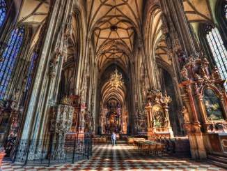 viena Stephansdom