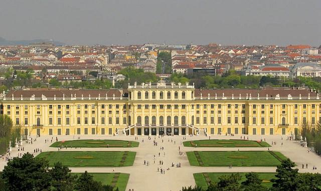 viena_Schönbrunn Palace