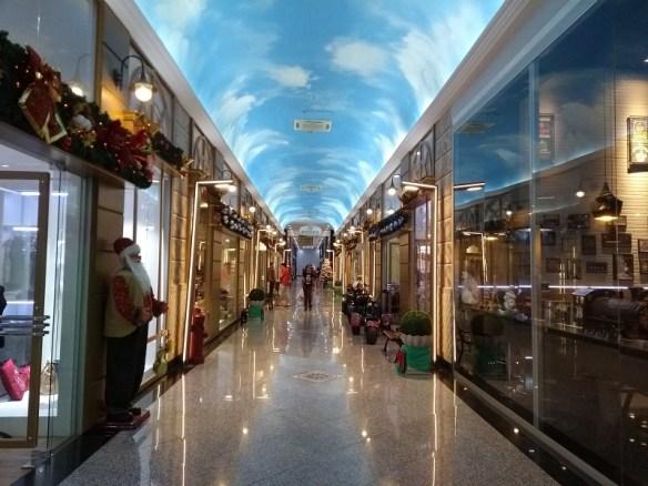 shopping paris paraguai