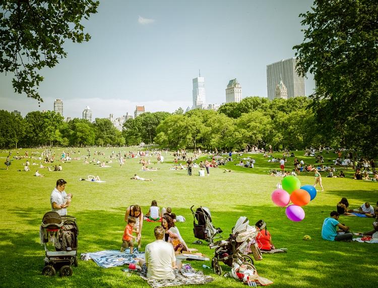 Nova York com crianças Central Park – Ep-Jhu