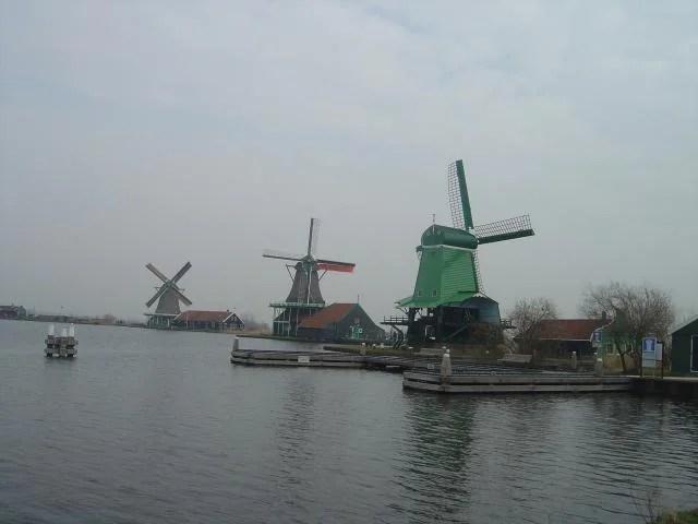 O que visitar em Zaanse Schans