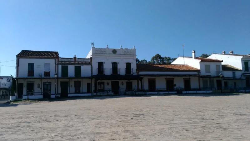 Ruas da Andaluzia