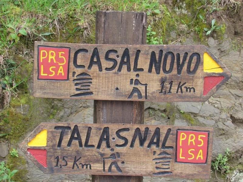 placa indicativa de rota