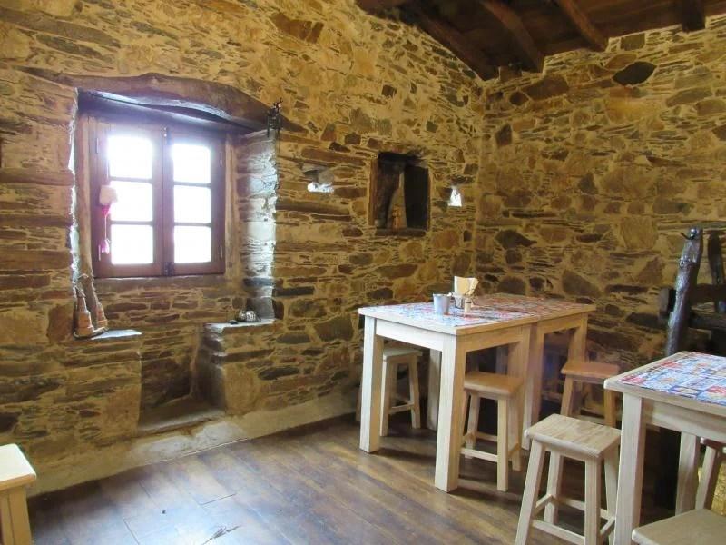 Sala de jantar típica