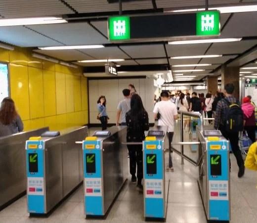 Hong Kong Metro
