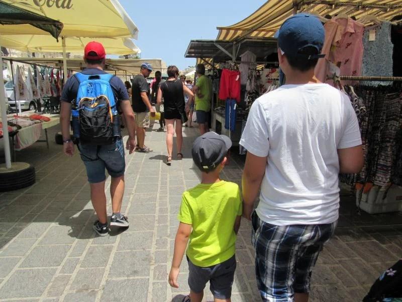 Viajar com crianças para Malta