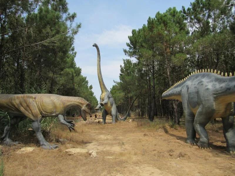 Dino Parque na Lourinhã