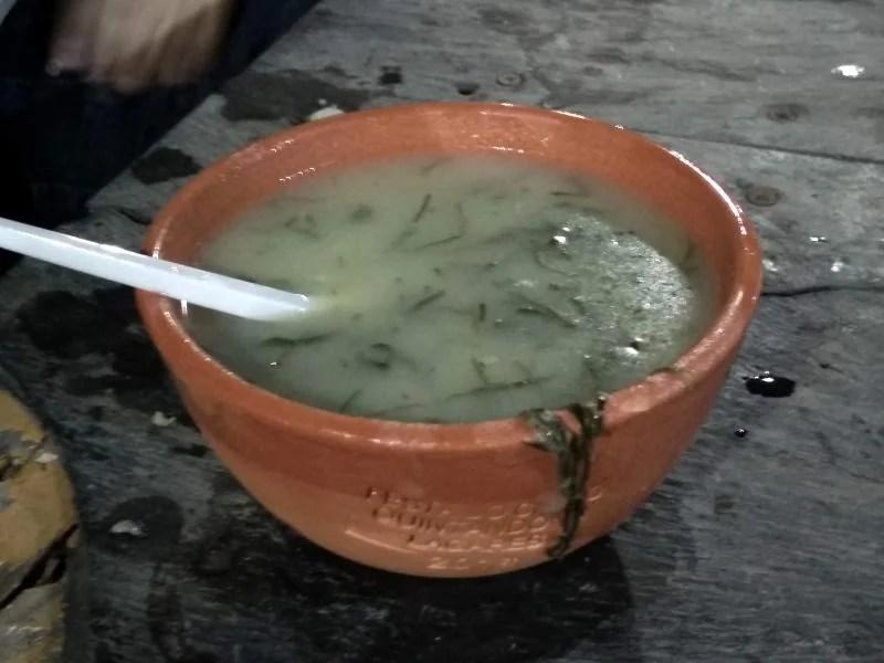 Festa do Caldo em Quintandona.