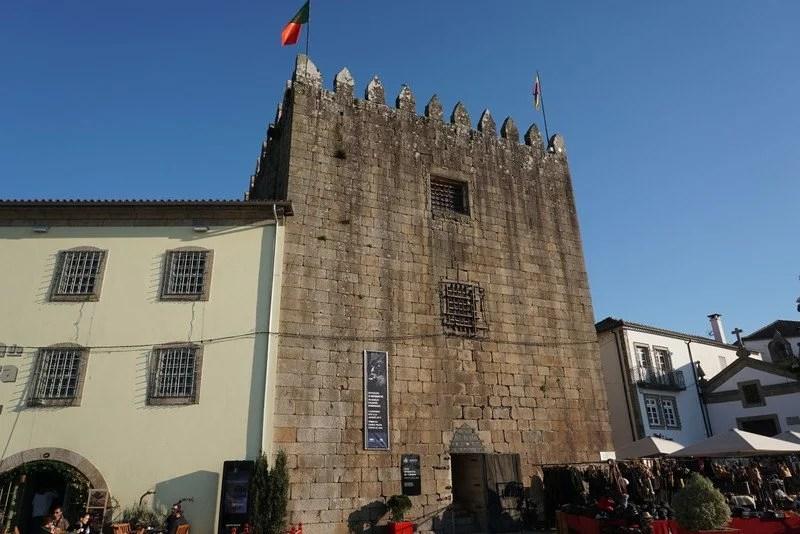 Torre de são Paulo em Ponte de Lima