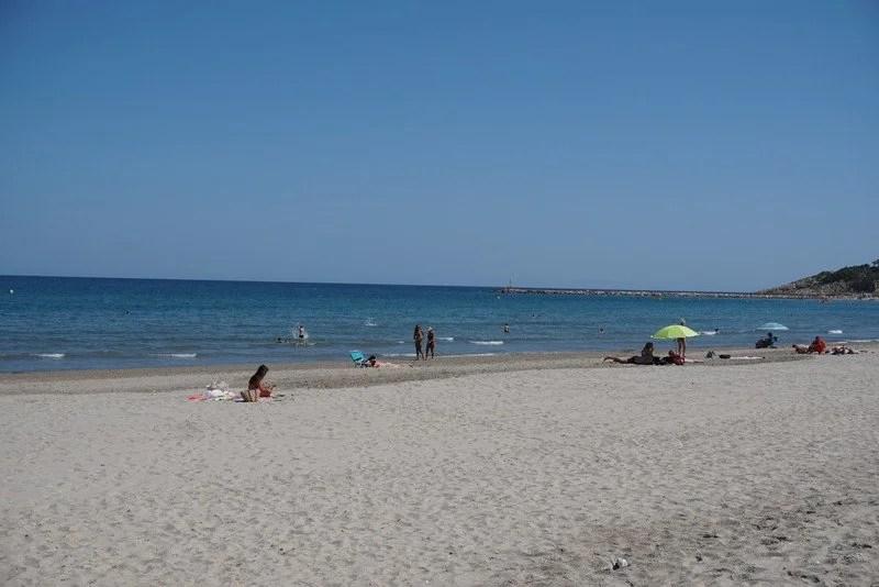 Praia de La Pineda