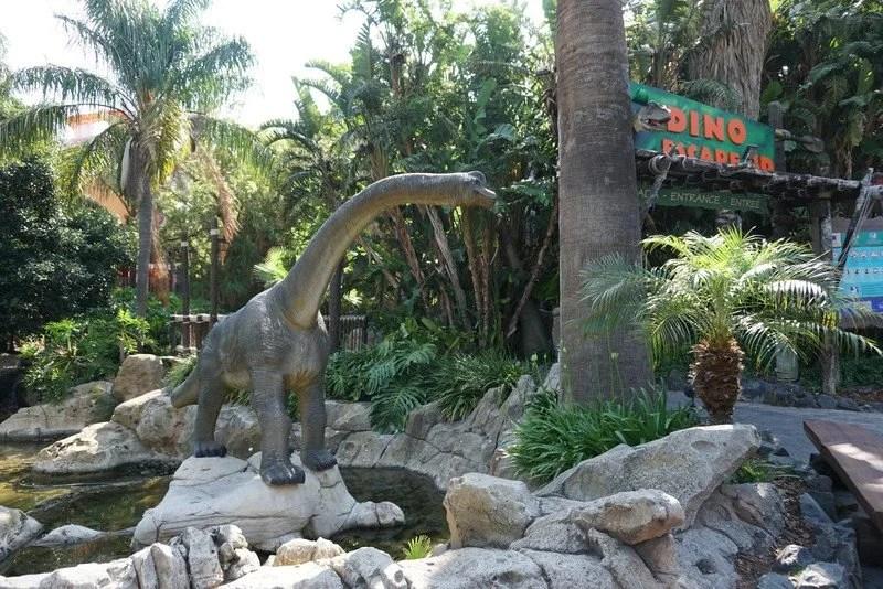 Dino Escape