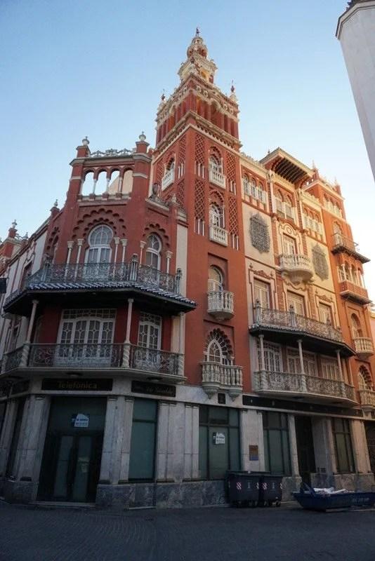 La Giralda em Badajoz