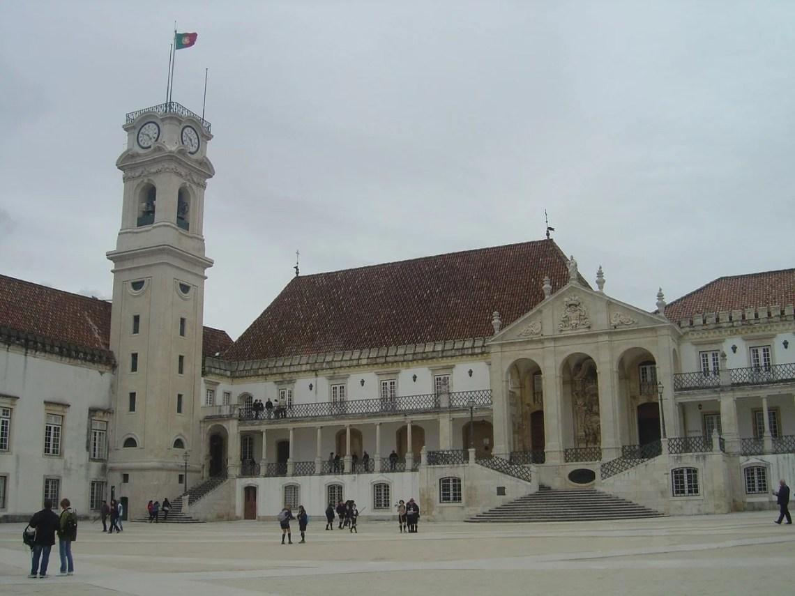 Coimbra o que visitar