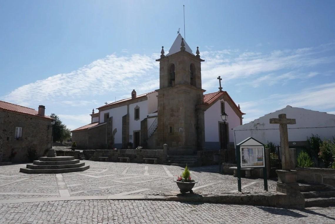 Castelo Bom em Almeida